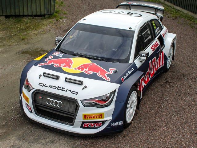 Si Audi estaba en el WRC ...