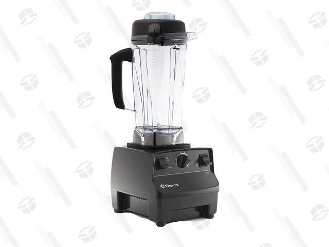 Save $150 on a Self-Cleaning Vitamix Professional Blender
