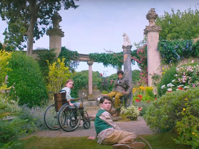 Stoke your spring spirit with the new Secret Garden trailer