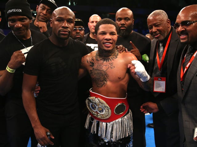 Report: Boxer Gervonta Davis Arrested For Fighting In The Street Over A $10K Club Bill