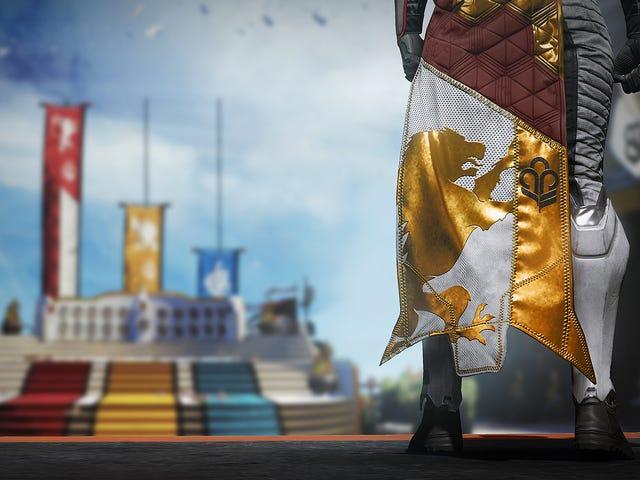 Bungie espère que les saisons et les primes de Destiny 2 seront moins punissantes à l'avenir