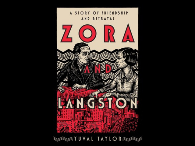 Very Smart Brothas x Mahogany Books Monthly Book Club: Zora and Langston by Yuval Taylor