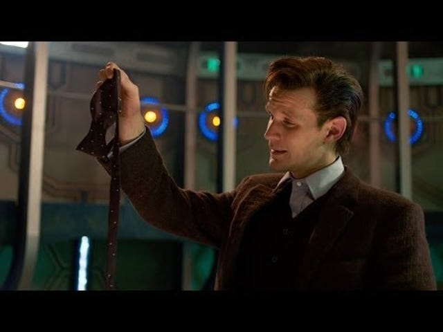 Doctor Who and the Rightly Broken Rule