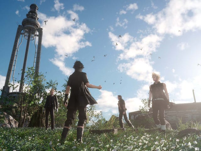 Final Fantasy XV Gets Character Swapping