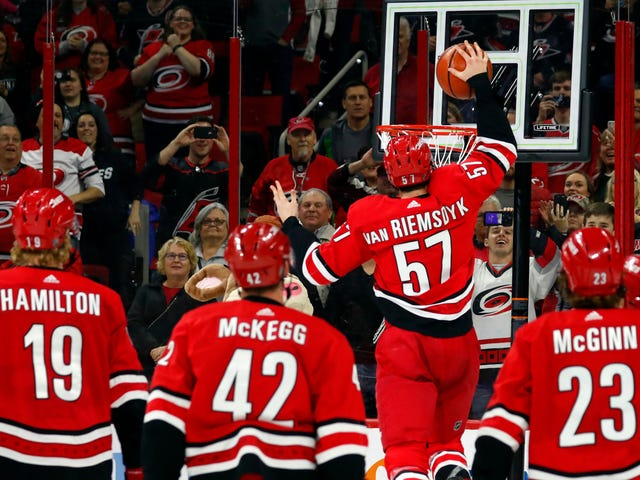 The Hurricanes Are Getting Even Better At This