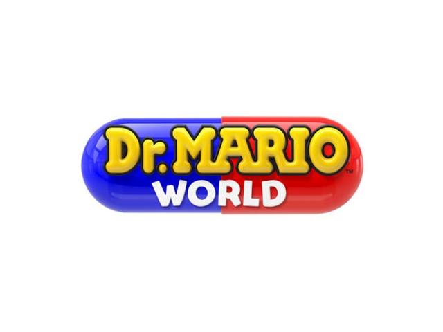 A New <i>Dr. Mario</i> Game <i>Dr. Mario</i> Datang Ke Telefon