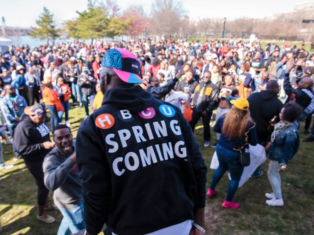 HBCU SpringComing Brings Black-School Spirit to New York City