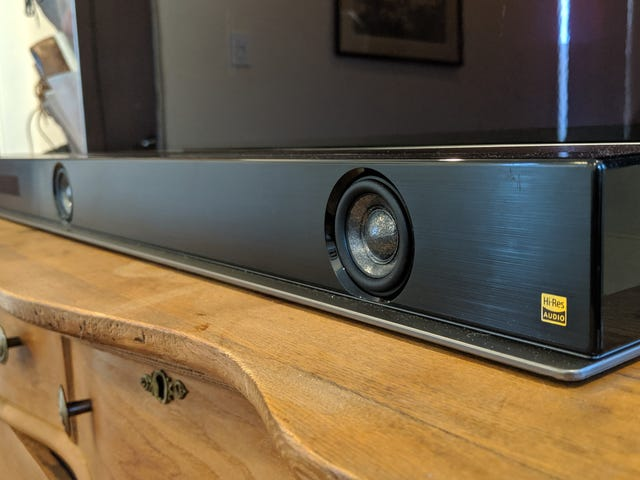 Sony's HT-Z9F Atmos Soundbar Is More Impressive Than It Has Any Right to Be