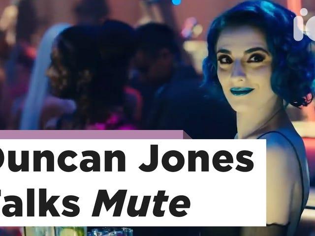 Director Duncan Jones Explains How Mute Suddenly Became a Scifi Film