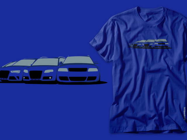 Der RS4 family shirt