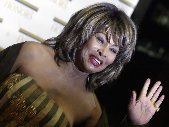 Racists Have Finally Gone Too Far: Tina Turner Mural Defaced With 'Swastika'