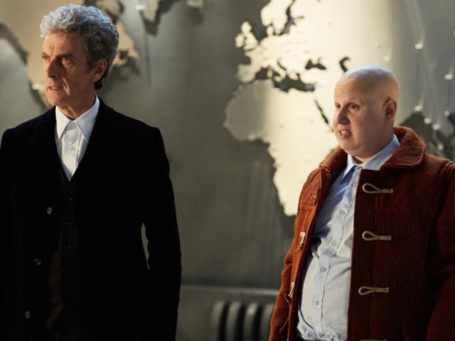 Ο Ματ Λούκας θα κολλήσει γύρω του για να είναι ο «γιατρός» του Doctor Who στην εποχή 10 του Doctor Who