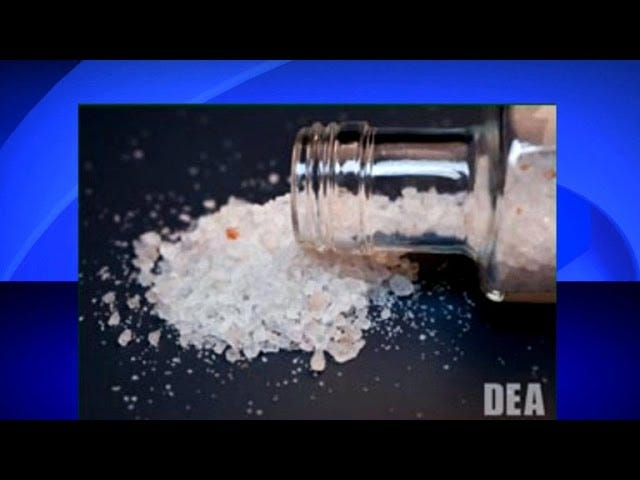 New Super Powerful Drug Called Flakka Wreaking Havoc on Florida
