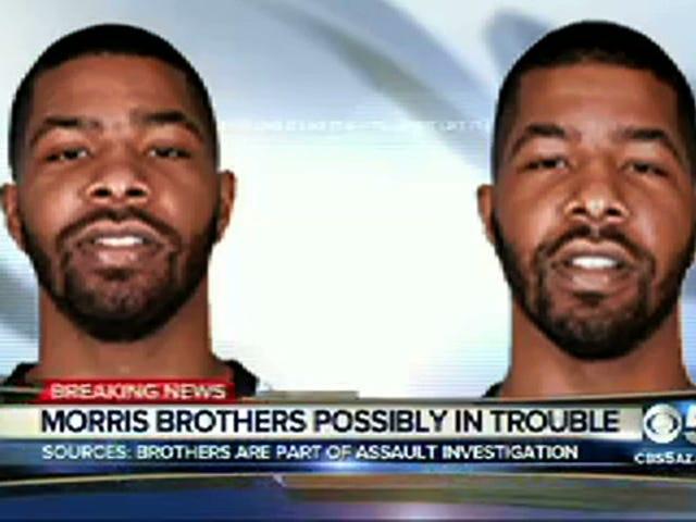 Laporan: Markieff Dan Marcus Morris Di Bawah Investigasi Untuk Assault