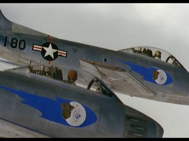 Jet Pilot (1957) – Aerial Cinematography