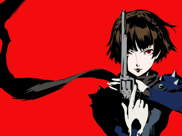 More Art From Persona 5 To Steal Your Heart