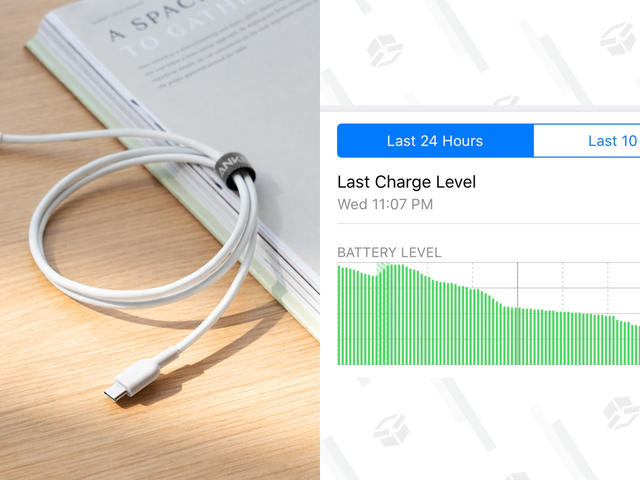 Fast Charge Your iPhone With the First Deal Ever On Anker's USB-C to Lightning Cable