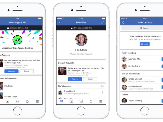 Messenger Kids er en ny Facebook-bruger til Facebook, og har samlet 6 uger