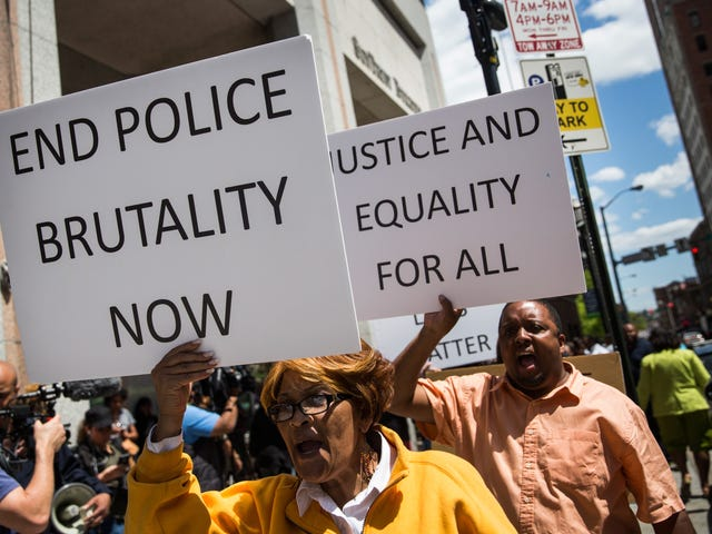 Baltimore's Reaction to the DOJ Report: 'Well, Duh'