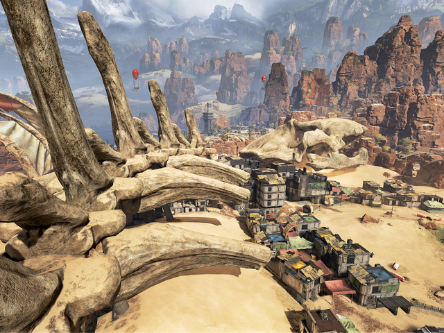 Apex Legends Players Are Launching Themselves All Over The Map With A New Bug