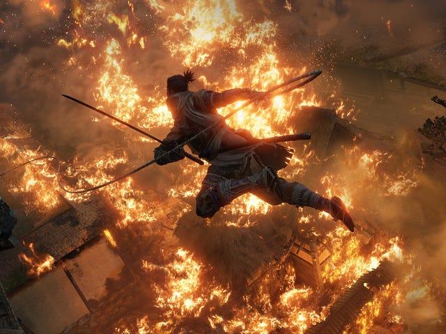 The Week In Games: Go, Ninja, Go, Ninja, GO!