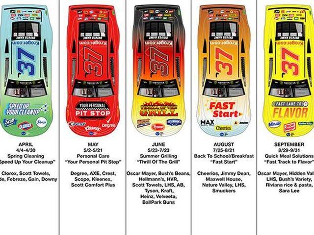 Νέο για το NASCAR: Crocktober