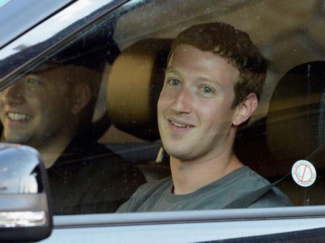 メンロパークのFacebookの労働者についてのこの物語は地獄として憂鬱です