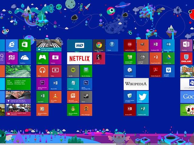 Використовуйте налаштування OneDrive для синхронізації в усіх пристроях Windows 8.1