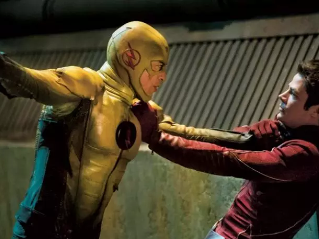 The Flash and Reverse Flash Duke It Out in This Exciting Fan Animation