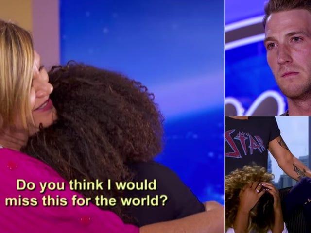 American Idol этом сезоне American Idol вытаскивает все сюжеты
