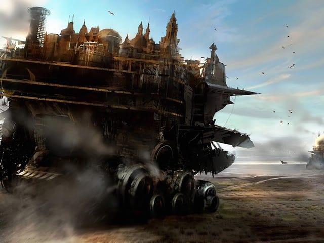 Mortal Engines - Segundo Trailer