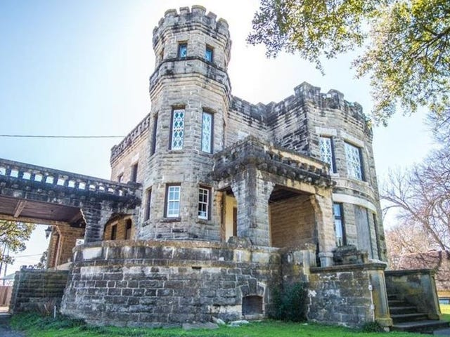 Chip and Joanna Gaines Bought a Damn Castle