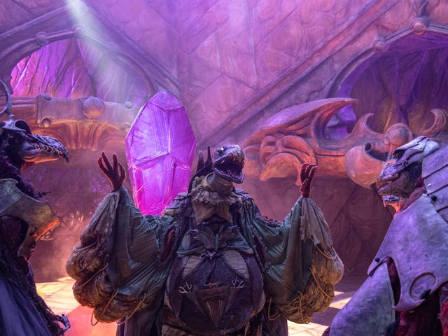 The Dark Crystal: Age Of Resistance canceled by Netflix after one season