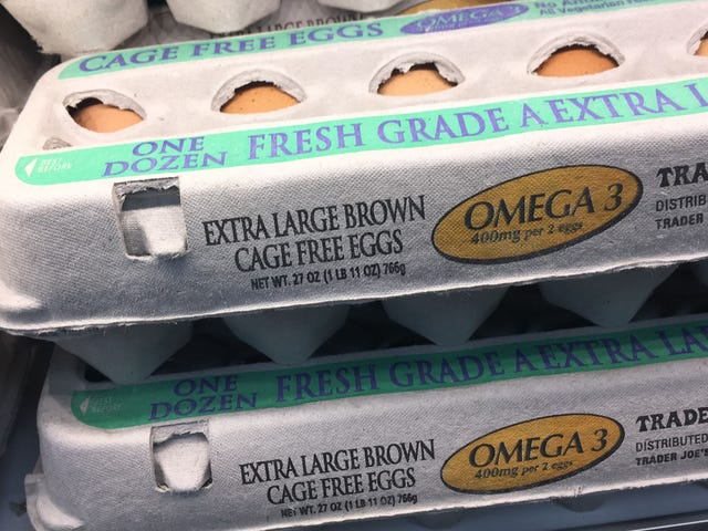 Ce que signifient toutes ces étiquettes sur les œufs