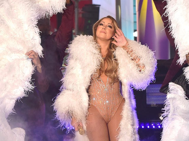 Mariah Carey Says Her New Year's Eve Performance Was 'Sabotaged'