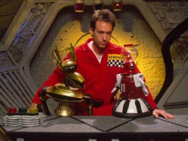 Joel Hodgson sta riportando il Mystery Science Theater 3000