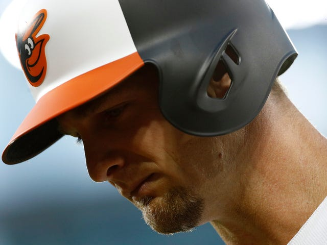Orioles Catcher Caleb Joseph Wants All His Teammates To Think About How Badly They Suck