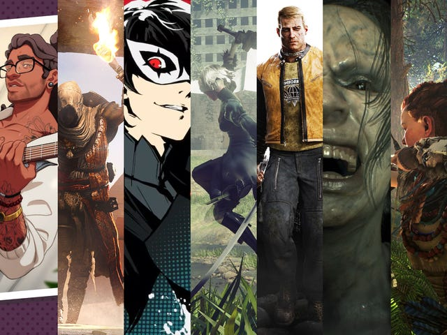 XMetalWolf's Year in Games (2017): The 1st Half