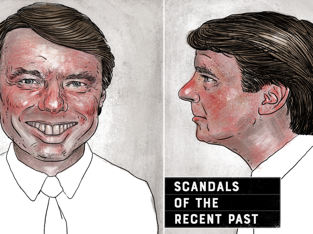 Scandals of the Recent Past: the John Edwards Affair Affair