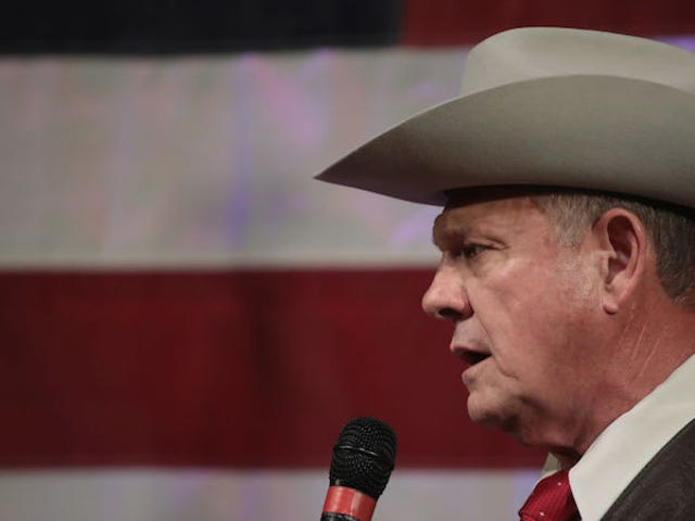 Roy Moore Accuser Leigh Corfman Is Now Suing Him for Defamation