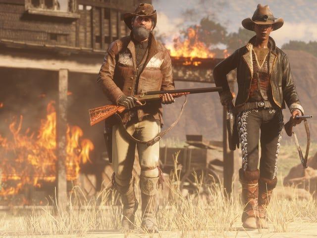 Tiền thưởng huyền thoại hàng tuần của Red Dead Online rất đáng để thử