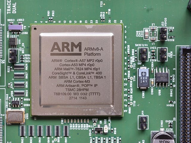 ARM Takes Down Boneheaded Website Attacking Open-Source Rival