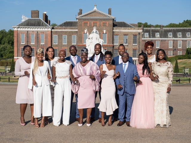The Choir That Performed at the Royal Wedding Got a Record Deal With Sony