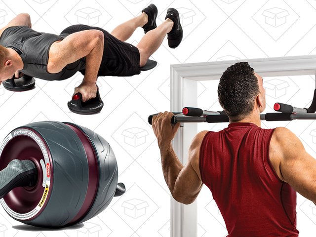 Let Your Wallet Rest While You Break a Sweat With This Discounted Fitness Equipment
