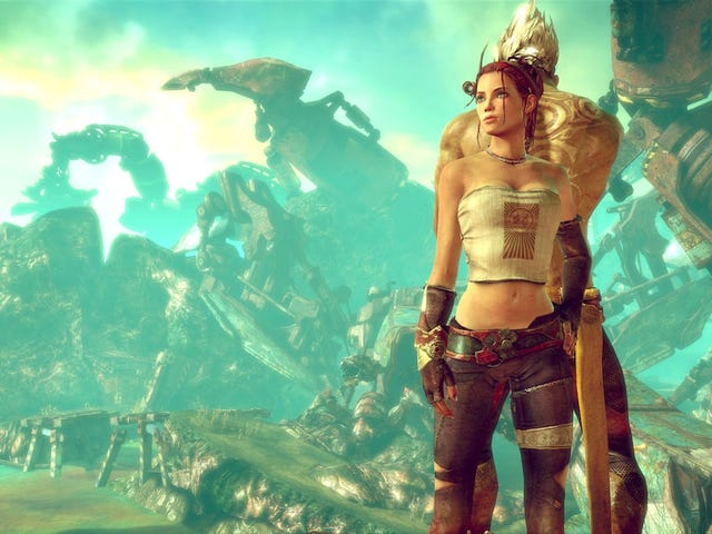 15 Of The Strangest Dystopias In Gaming