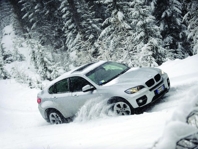 Do you need winter tires on your BMW? Or any other car.