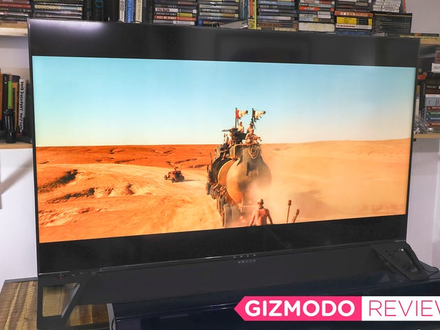 This 65-Inch PC Gaming Monitor Burned My Eyes in the Good Way