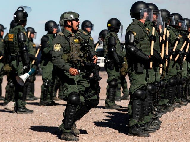 Des agents des patrouilles frontalières seront déployés dans les villes sanctuaires parce que cela a du sens