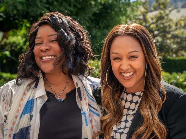 Loretta Devine and Tia Mowry's New Netflix Series Features An All-Black Writers' Room