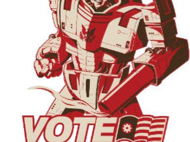 Election Day Open Thread! Harooo!